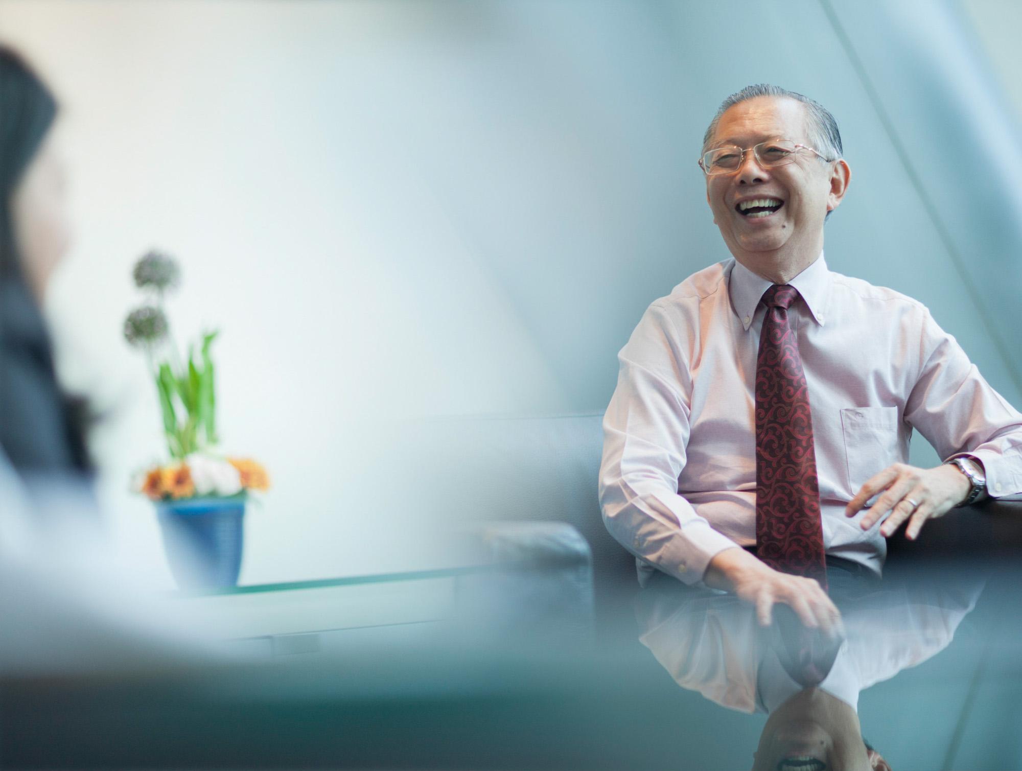 GIC Chairman Lim, Siong Guan